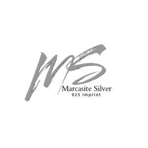 MS Marcasite Silver